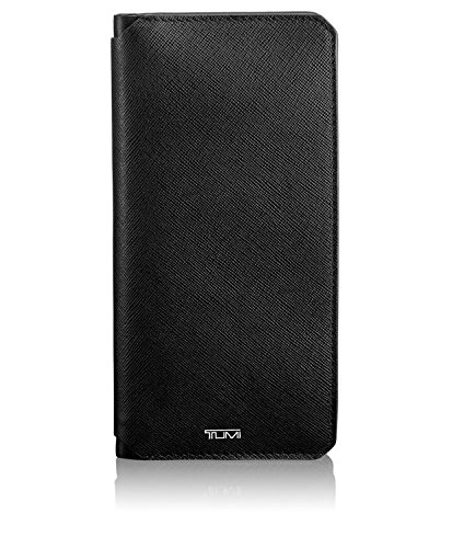 TUMI Men's Mason Coat Pocket Wallet, black, one size