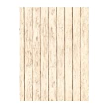 York Wallcoverings FK3895SMP Best Of Country Bead Board 8-Inch x 10-Inch Wallpaper Memo Sample, Whitewash