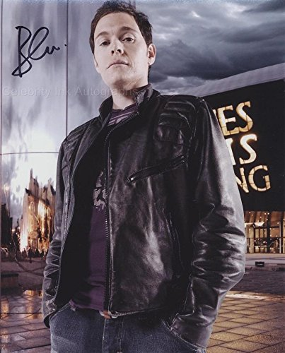 BURN GORMAN as Owen Harper - Torchwood GENUINE AUTOGRAPH