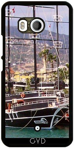 Funda para Htc U11 - Barco De Vela En Turquía by Helsch1957