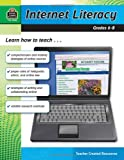 Internet Literacy, Grades 6-8, Heather Wolpert-Gawron, 1420627686