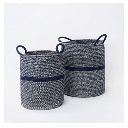 WPSNL Laundry Basket Cotton Storage Basket Hamper Snack Box Miscellaneous Children's Toy Storage Box (Size : 36cm) by WPSNL (Image #8)