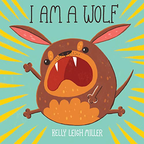 Book Cover: I Am a Wolf