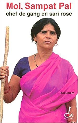 """Résultat de recherche d'images pour """"Sampat Pal Devi, Moi, Sampat Pal, chef de gang en sari rose,"""""""