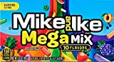 The biggest, baddest new theater box to hit the scene! This MIKE AND IKE® theater box is filled with TEN fruchewy flavors! Yes, we said, TEN! All of our favorites loaded into one mega box, just waiting to hit your taste buds. Flavors include ...