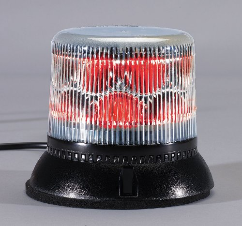 - Dual Level Strobe Light, Red, Perm, LED