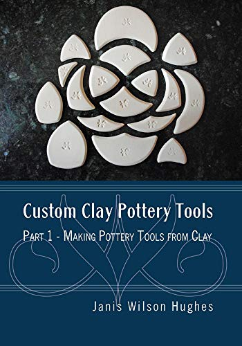 (Custom Clay Pottery Tools Part 1 - Making Pottery Tools from Clay)