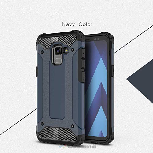 e0036468863 Cocomii Commando Armor Galaxy A8 2018 Case NEW [Heavy Duty] Premium  Tactical Grip Dustproof
