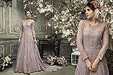 Bollywood Long Anarkali Salwar kameez Gown Dress Suit Muslim Wedding Custom to Measure Eid Festive Indian 2541