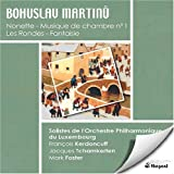 Martinu: Nonet No1; Rondes H200 by B. Martinu (2001-03-27)