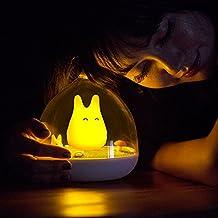 Fantasy fairy Nightlight creative LED little night lamp energy micro-vibration switch landscape convenient portable lamp