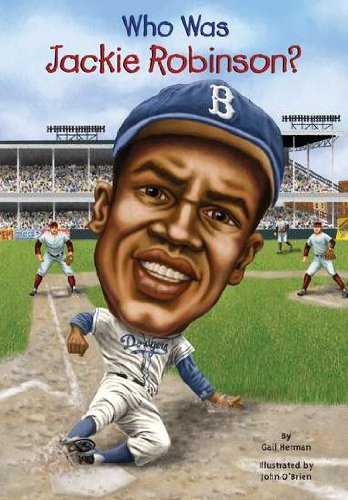 Who Was Jackie Robinson? - Book  of the Who Was/Is...?