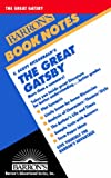 The Great Gatsby (Barron's Book Notes)
