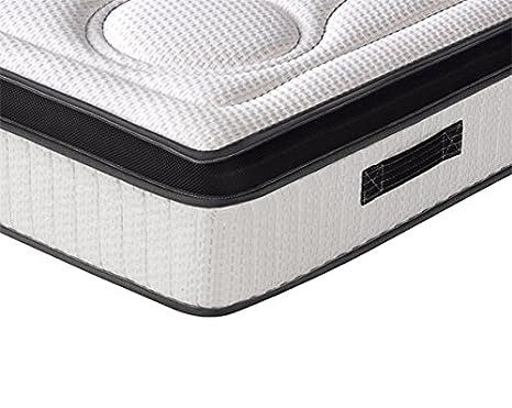 VentaMuebles Colchon viscoelastico/ergonomico mod. valencia 150 x 180: Amazon.es: Hogar