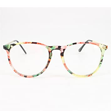 d6007457d6 Image Unavailable. Image not available for. Color  EyeBuyExpress Bifocal Women  Reading Glasses Anti Glare Retro ...