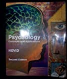 Psychology Concepts and Applications 9780618824465