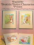 Favorite Beatrix Potter Character Prints, , 0486269930