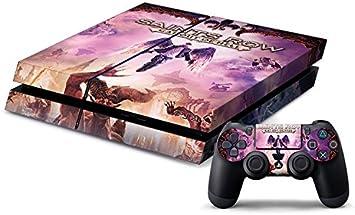 Vinilo Protector Skin para Sony PlayStation 4 PS4 consola + controlador Skin adhesivo: Amazon.es: Electrónica