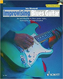 Improvising Blues Guitar John Wheatcroft Ebook Download