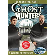 Ghost Hunters: Season 5, Part One (2009)
