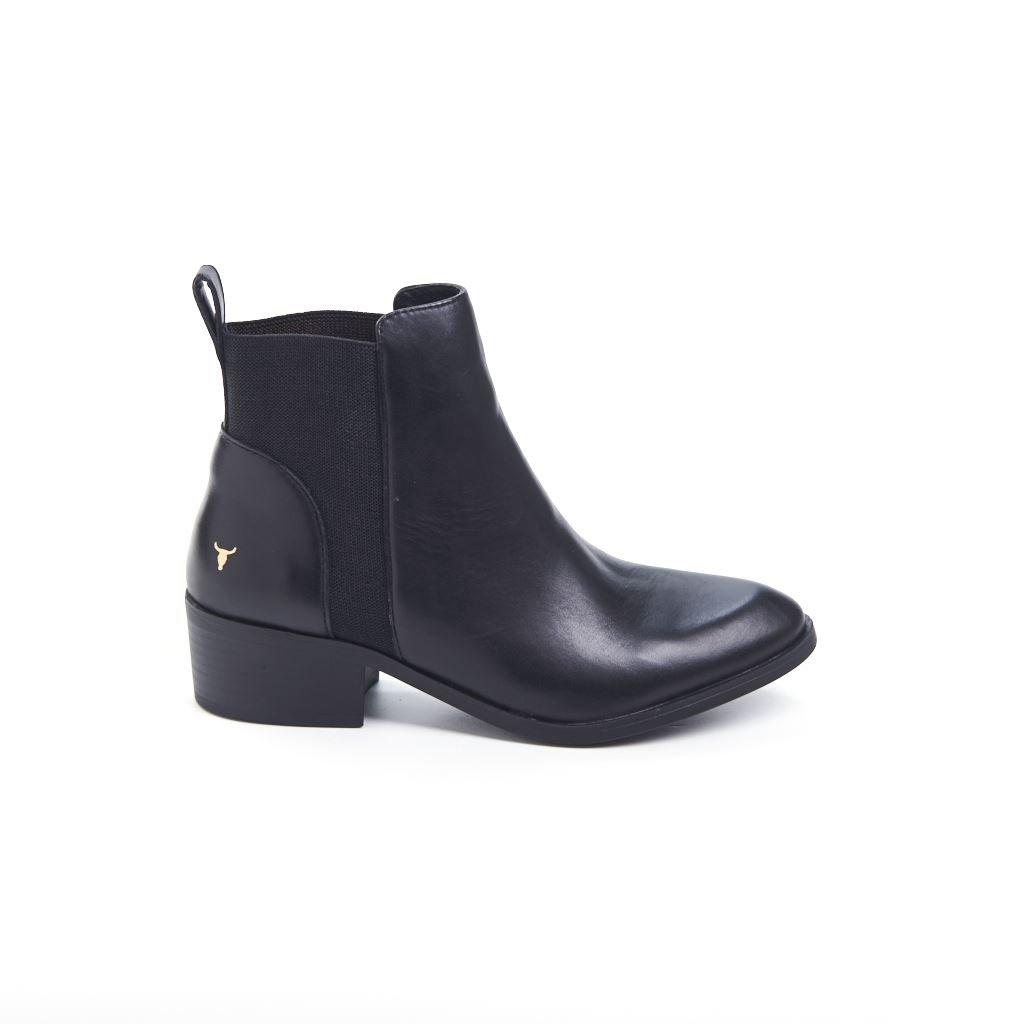 Windsor Smith, Smith, Smith, Damen Stiefel & Stiefeletten schwarz schwarz  75f0ee
