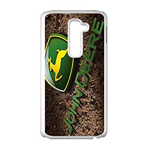 John Deere logo Case Cover For LG G2 Case