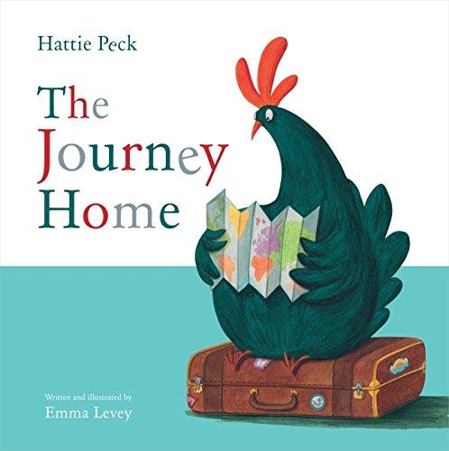 Image of Hattie Peck: The Journey Home