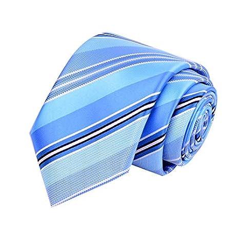gamma completa di specifiche nuovi oggetti scegli ufficiale YXN Cravatte a Righe/Cravatte da Uomo/Cravatta da Lavoro ...