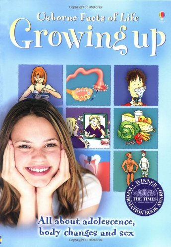 0746031424 - Susan Meredith: Growing Up (Usborne Facts of Life) - Buch