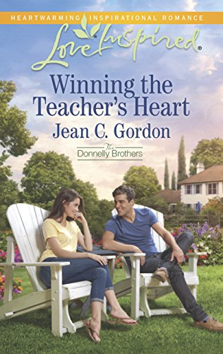 Books : Winning the Teacher's Heart (The Donnelly Brothers)