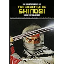 CGR Collector's Series 002: The Revenge of Shinobi Review for Sega Genesis