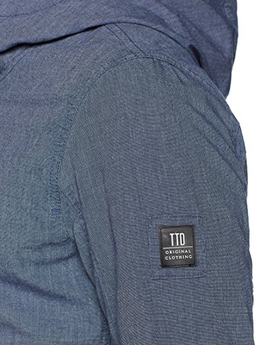 Tailor Jacket 1500 Tom Uomo Giacca Chambray light Blu E71xqd