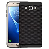 Hello Zone Exclusive Dotted Matte Finish Soft Back Case Cover For Samsung Galaxy On8
