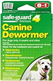 8 In 1 Safe Guard Canine DeWormer For Review and Comparison
