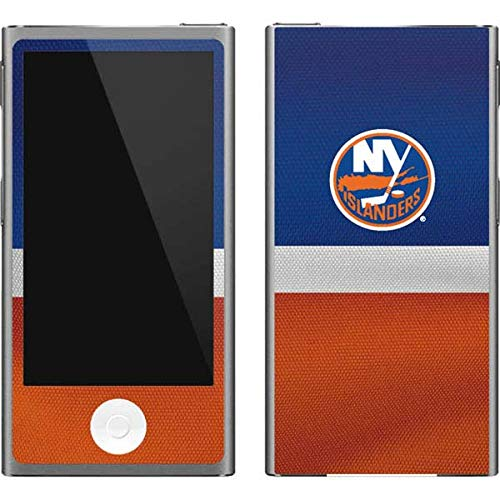 - Skinit NHL New York Islanders iPod Nano (7th Gen&2012) Skin - New York Islanders Jersey Design - Ultra Thin, Lightweight Vinyl Decal Protection