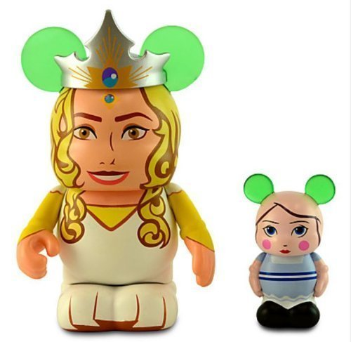 Costume Scarecrow Tinman And (Disney Oz the Great and Powerful Series Vinylmation Figure Set - 3'' Glinda with 1 1/2'' China)