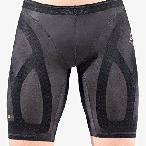 Enerskin Men's Compression Shorts, Large