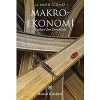 Makroekonomi: Türkiye'den Örneklerle