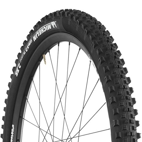 Michelin Michelin, Wild AM, Tire, 27.5''x2.35, Folding, Tubeless Ready, Gum X, 60TPI, Black,