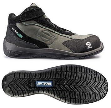 Sparco 0751541GSNR Zapatillas, Gris Oscuro/Negro, 41: Amazon.es: Coche y moto