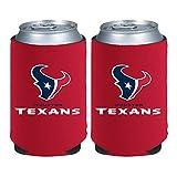 NFL Houston Texans Magnetic Kolder Kaddy, 2-Pack, Red