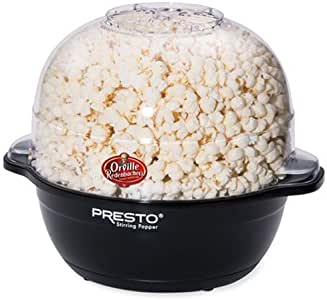 Presto 05201 palomitas de maiz poppers - Palomitero: Amazon.es: Hogar