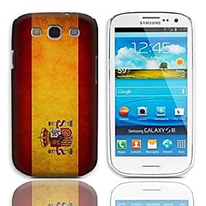 YULIN Samsung S3 I9300 compatible Graphic/Cartoon/National Flag/Name Brand Style Plastic Back Cover