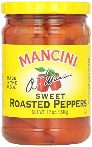 Make Easy Quinoa and Shrimp Salad with Mancinci Roasted Pepper, 12 oz
