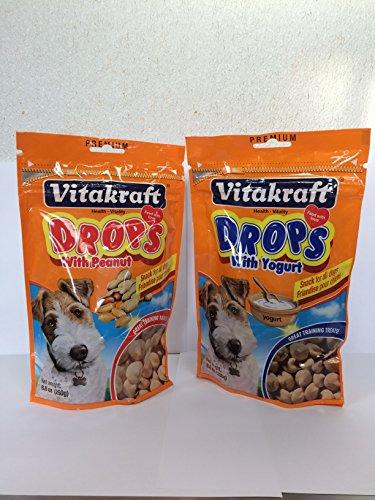 VitaKraft Dog Yogurt Treat Combo Pack (Dog Yogurt Drops)
