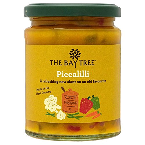 The Bay Tree Food Co. Piccalilli (300g) - Pack of 6 by The Bay Tree Food Co.