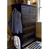 Paula Deen Home Drawer Chest, Molasses