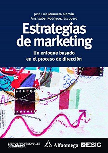 estrategias de marketing (Spanish Edition)