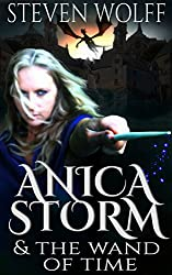 Anica Storm & The Wand Of Time
