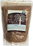 Cacao Powder Unsweetened Pure Raw. 1 Lb Nourishing Chocolate Delight. Use for baked goods, smoothies, hot beverages, cakes, treats etc. 100% All Natural From The Cocoa Trader